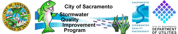 City of Sacramento Stormwater Quality Improvement Program